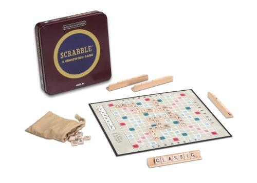 Imagen de Scrabble Estaño Nostalgia
