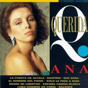 Ana Belen - Querida Ana - Lyrics2You