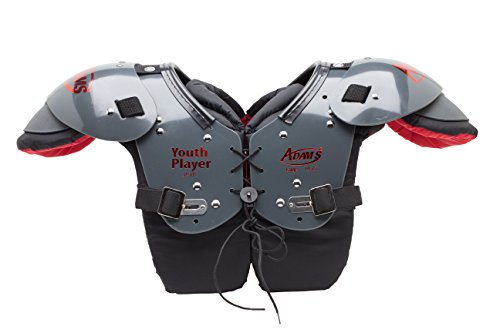 ADAMS USA Youth Player Shoulder Pad, X-Small (Football Pads For Kids compare prices)