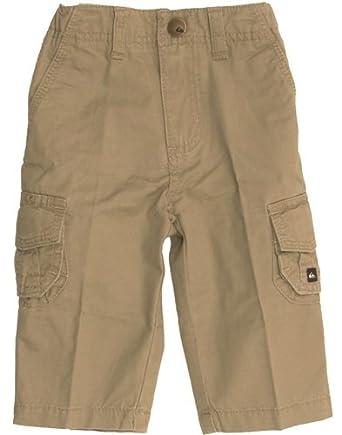 Quiksilver Deluxe Pant (Infant) Khaki