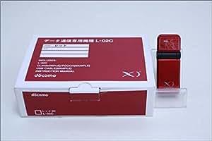 docomo L-02C レッド(R) データ通信専用機種