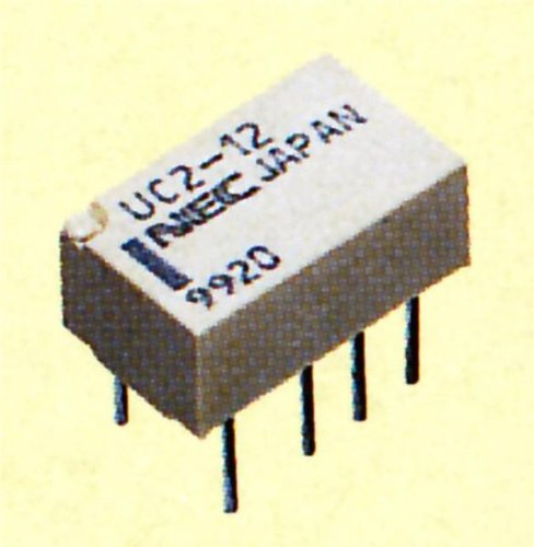 Low Signal Relays - Pcb Dpdt 4.5V Sngl Coil (1 Piece)