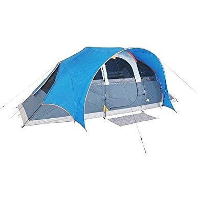Ozark Trail 17' x 8' Eight-Person Dome Tent, Sleeps 8