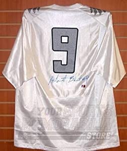 LeGarrette Blount Pittsburgh Steelers Signed Autographed Oregon White Jersey by Your Sports Memorabilia Store