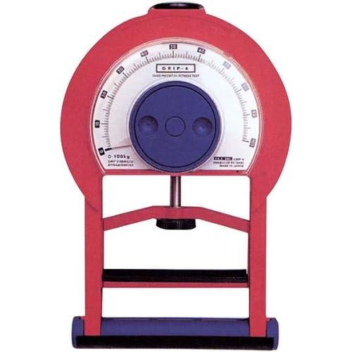 TKK アナログ握力計 グリップA 一般用100kg TKK5001