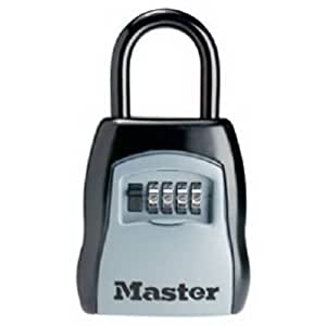 Master Lock 5400D Select Access Key Storage Box with Set-Your-Own Combination Lock, 1-Pack
