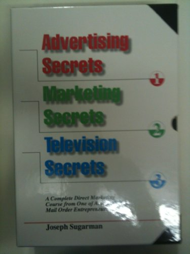 Complete Direct Marketing Course: Advertising Secrets; Marketing Secrets; Television Secrets (Advert