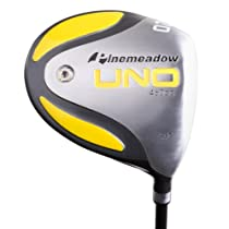Pinemeadow Uno Driver with Headcover (Right-Handed, 10-Degrees)
