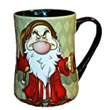 Disney Grumpy 'I Hate Mornings' Coffee Mug