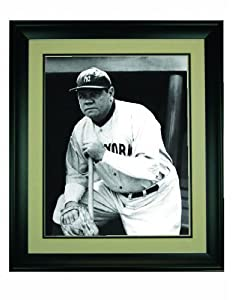 "New York Yankees- Babe Ruth Framed 16""x 20"" Photo"