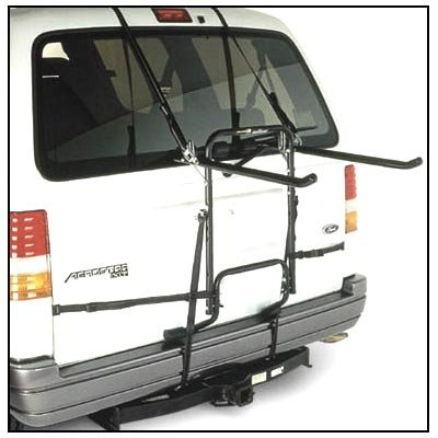 Hollywood Racks Heavy Duty 4 Bike Trunk Mounted Rack - F4