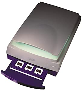 Microtek Artixscan 1100 Scanner 42 with Template Kit