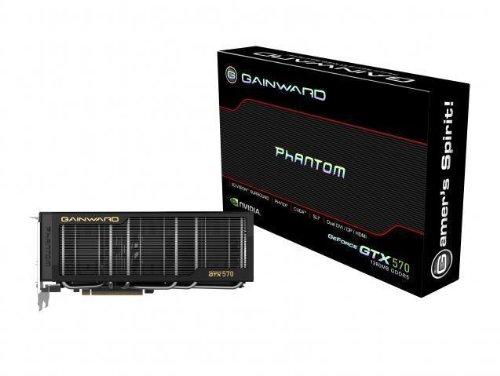 Gainward GeForce GTX 570 Phantom - Grafikkarte - GF GTX 570