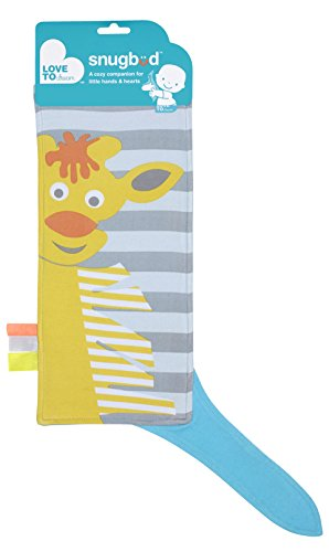 Love To Dream Snugbud Soother Blanket - Giraffe