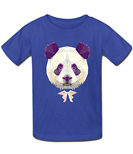 Ta Dey Beautiful patterns Sad Panda T-Shirts for Mens L royalBlue (Dr Panda Ga compare prices)