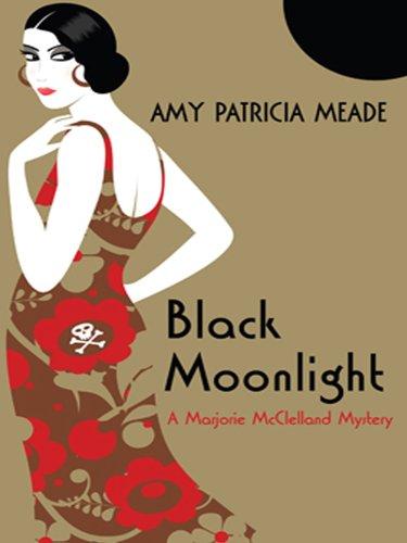Black Moonlight: A Marjorie Mcclelland Mystery (Wheeler Large Print Cozy Mystery)