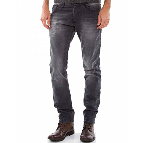 Japan Rags Jh611els00wc421-jeans Uomo    grigio W38/L34