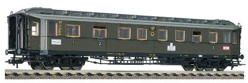 Fleischmann Ho Scale German 1St/2Nd/3Rd Class Compartment Coach