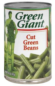 Green Giant Cut Green Beans 14.5 oz (020000111971)