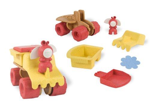 Sprig Toys Hollow DuneBug's Sand Truck Playset