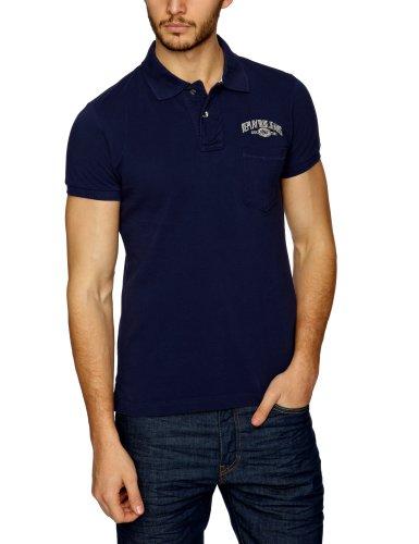 Replay M6031 Polo Men's T-Shirt Royal Blue XX-Large