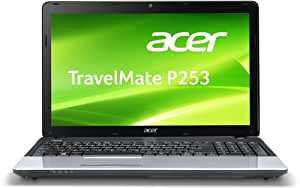 Acer TravelMate P253-M-33114G50Mnks 39,6 cm (15,6 Zoll non Glare) Notebook (Intel Core i3 3110M, 2,4GHz, 4GB RAM, 500GB HDD, Intel HD 3000 128MB, DVD, Win 8) schwarz