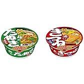 マルちゃん 赤いきつね(西)、緑のたぬき(西) 各6食 計12食