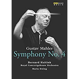 Mahler: Symphony No. 4 at Concertgebouw Amsterdam, 1982