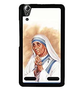 printtech Mother Teresa Back Case Cover for Huawei Honor 6x