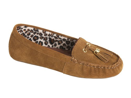 Daniel Green Women's Kira Slipper,Tobacco,10 M US