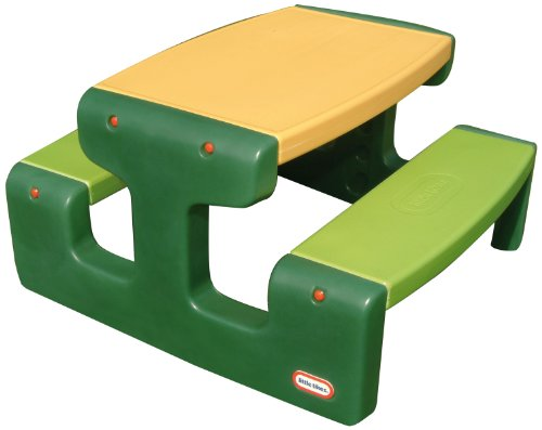 Little Tikes Picnic Table - Evergreen