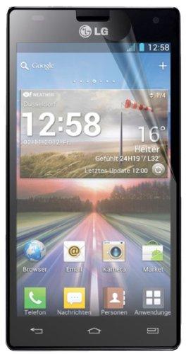 5-Pack EZGuardZ© LG OPTIMUS 4X HD P880 Screen Protectors (Ultra CLEAR) (Lg 4x Hd Case compare prices)
