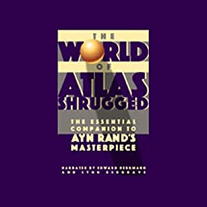The World of Atlas Shrugged Audiobook
