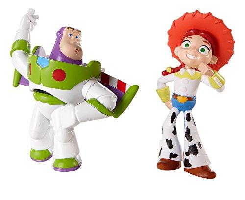Disney/Pixar Toy Story 20th Anniversary Jessie and Spanish Buzz Lightyear Figure Buddy 2-Pack