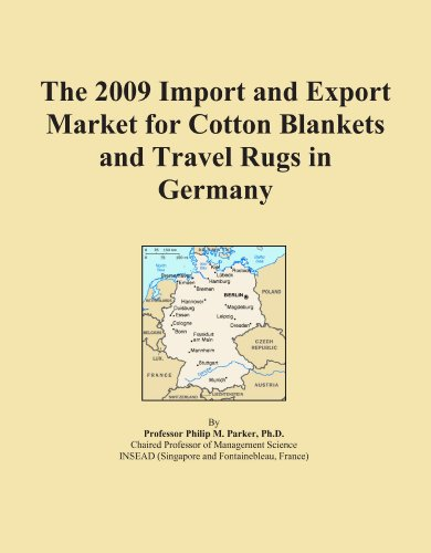 The 2009 Import and Export Market for Cotton Blankets and Travel Rugs in Germany