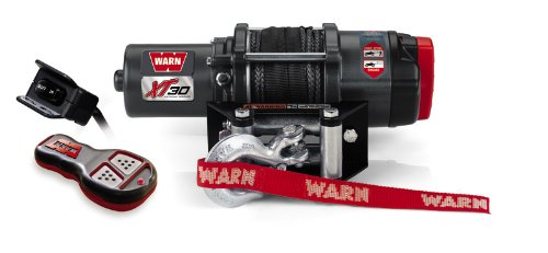 New WARN 76500 XT30 Extreme Terrain 3000-lb Winch