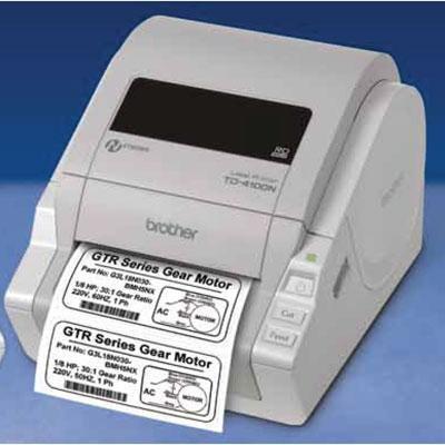 Best Price Brother Mobile Solutions TD4100N Desktop Barcode