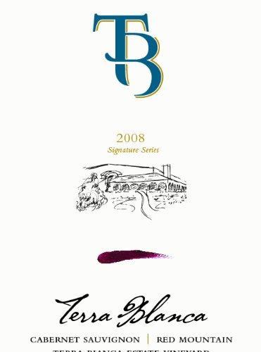 2008 Terra Blanca Signature Series Cabernet Sauvignon 750Ml