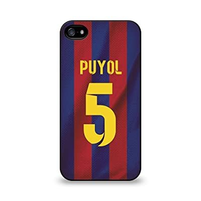 Carles Puyol - FC Barcelona Samsung Galaxy S3 Soft Rubber Case