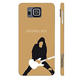 Samsung Alpha G850F My Ramones designer mobile hard shell case by Enthopia