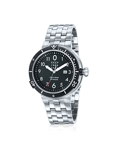 CCCP Men's CP-7004-11 Kashalot Stainless Steel Watch