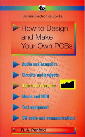 How To Design And Make Your Own Printed Circuit Boards (Bp)