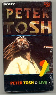 Peter Tosh: Live