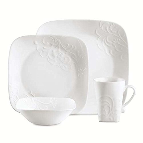 corelle-16-piece-vitrelle-glass-cherish-chip-and-break-resistant-embossed-dinner-set-service-for-4-w