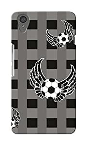 KnapCase Football Designer 3D Printed Case Cover For OnePlus X