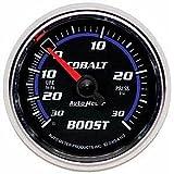 Auto Meter 6103 Cobalt Mechanical Boost / Vacuum Gauge