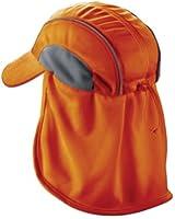 Ergodyne Chill-Its 6650 High Performance Hat with Neck Shade, Orange