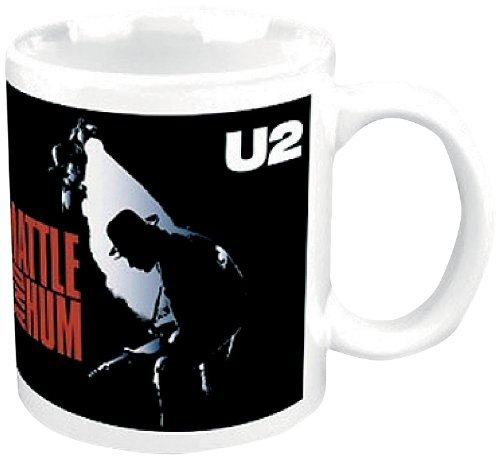 Tazza U2 Rattle and Hum Mug
