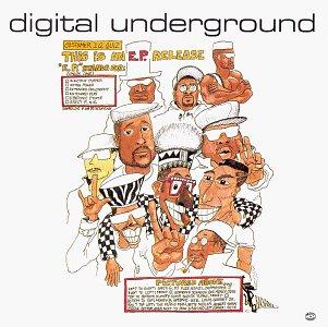 DIGITAL UNDERGROUND - This Is an E.P. Release - Zortam Music