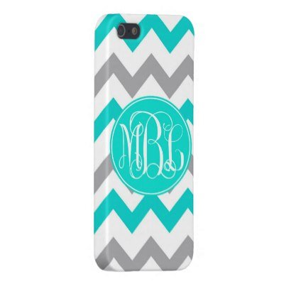 Zig Zag Chevron Black and White Personalized Monogrammed Phone Case Iphone 4 / 4s, Iphone 5/5s, Iphone 5c Best Cover (Personalized Cases For Iphone 4s compare prices)